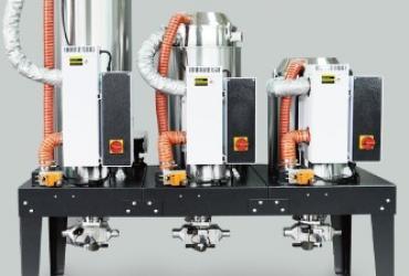 Modularna linija za sušenje termoplasta SSMD